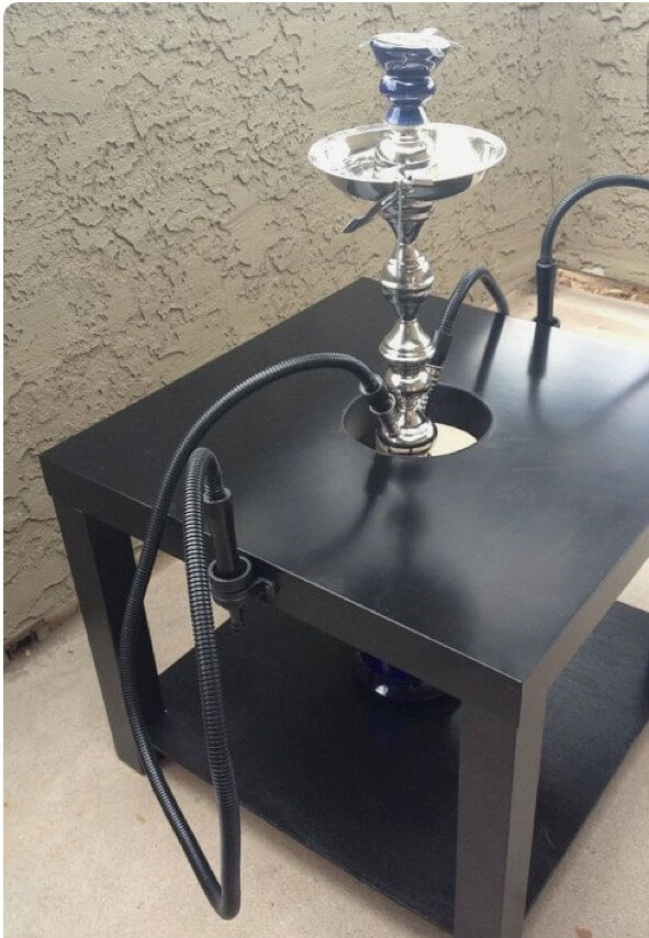 Missouri Blends Hookah bar service